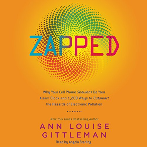 Zapped audiobook cover art