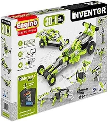 Engino  Ltd Inventor 30 Models Motorized Set by Engino Toy Systems Ltd