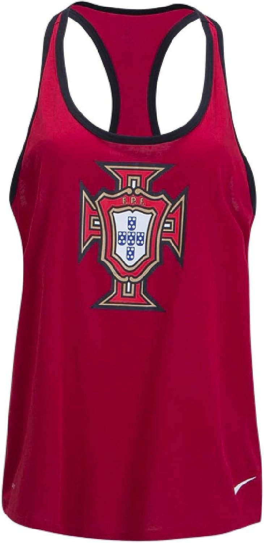 Nike Portugal 2018 damen Tank Top rot M B075ZY97MY    Große Klassifizierung 705493