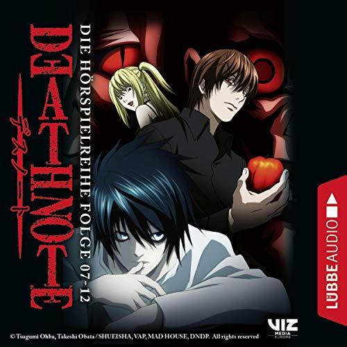 Couverture de Death Note 7-12. Die Hörspielreihe
