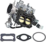 WATERWICH compatible with Carburetor Chevrolet Chevy Type Rochester 2GC Two 2 Barrel 5.7L 350 6.6L 400 Small Block Engines Carb Kit