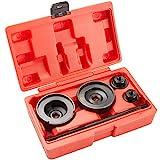 TecTake Kit strumenti per asse posteriore boccola rimozione installazione