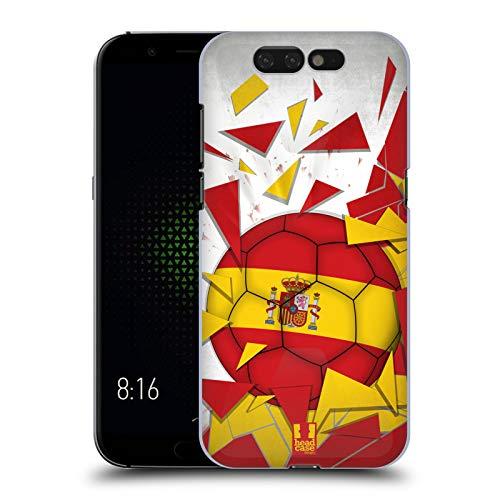 Head Case Designs España Saltos de Fútbol Carcasa rígida Compatible con Xiaomi Black Shark