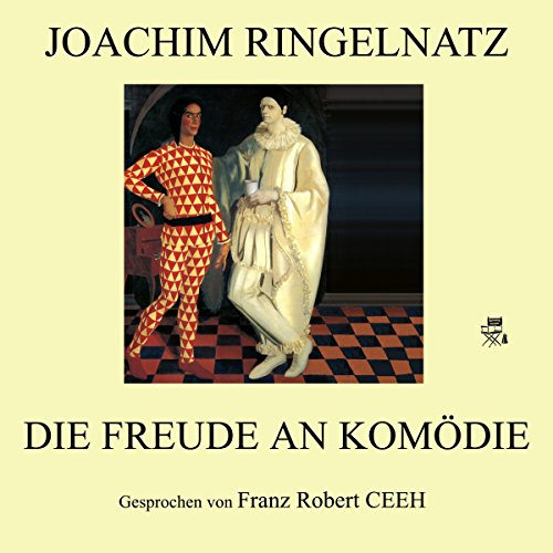 Die Freude an Komödie audiobook cover art