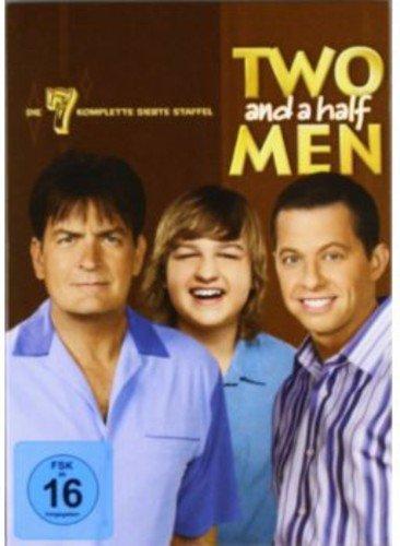 Two and a Half Men - Mein cooler Onkel Charlie - Die komplette siebte Staffel [4 DVDs]