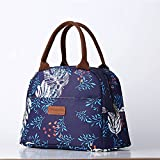 Best Lunch Totes - 4-Layer Insulated Reusable Lunch Bag for Women,Printed Cooler Review
