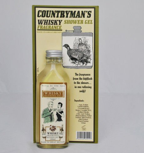 Sting In The Tail Countryman's Whisky Gel douche parfumé