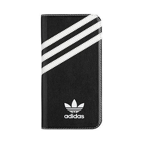 adidas Originals Librero Negro-Blanco, por G930 Galaxy S7, Ampolla