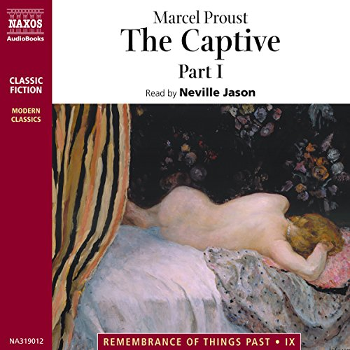 The Captive, Volume I audiobook cover art