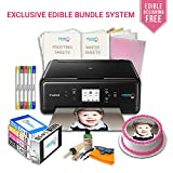 Icinginks Edible Images Cake Art Craft Printer Package Birthday Toppers Canon LCD Wireless - Best Reviews Guide
