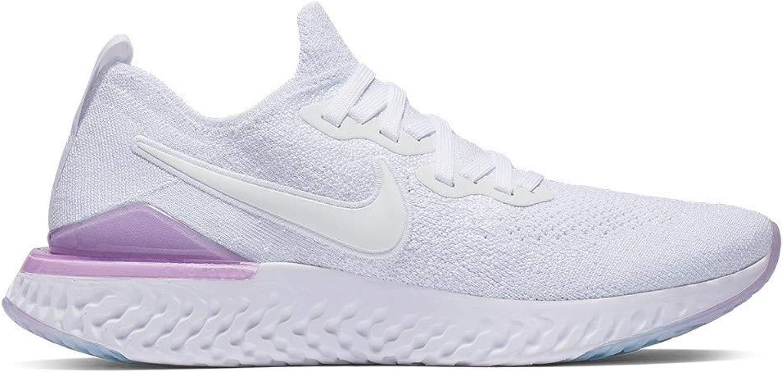 Nike - W Epic React Flyknit 2 - BQ8927101 - - Farbe  Weiß - Größe  37.5 EU  extrem niedrige Preise