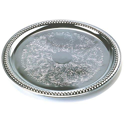 charola de plata fabricante TableCraft