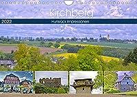 Kirchberg Hunsrueck Impressionen (Wandkalender 2022 DIN A4 quer): Eine Reise durch die Verbandsgemeinde Kirchberg im Hunsrueck (Monatskalender, 14 Seiten )