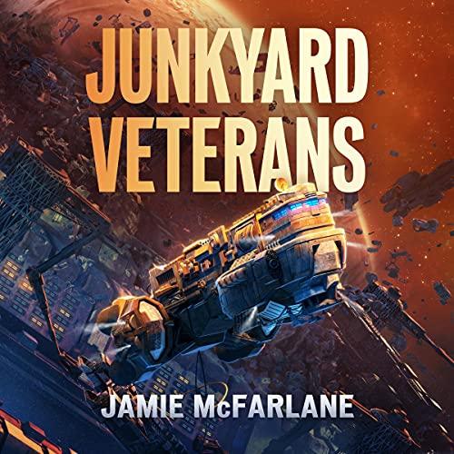 Junkyard Veterans cover art