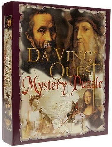 despacho de tienda Da Vinci Quest 1000-Piece Puzzle by Great American Puzzle Puzzle Puzzle Factory  a precios asequibles