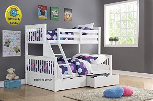 Supersonic Triple sleeper bunk bed
