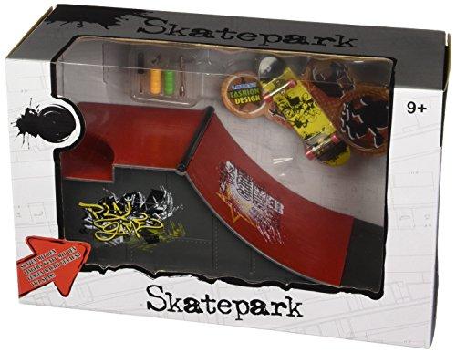 small foot 8354 Fingerboard Finger Skateboard Funky, 2er Set