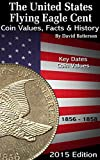 1856 - 1858 Flying Eagle Cent Values & Facts: 2015 Edition (English Edition)