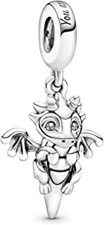 You Are Magic Dragon Dangle 925 Sterling Silver Charm - 798337C00