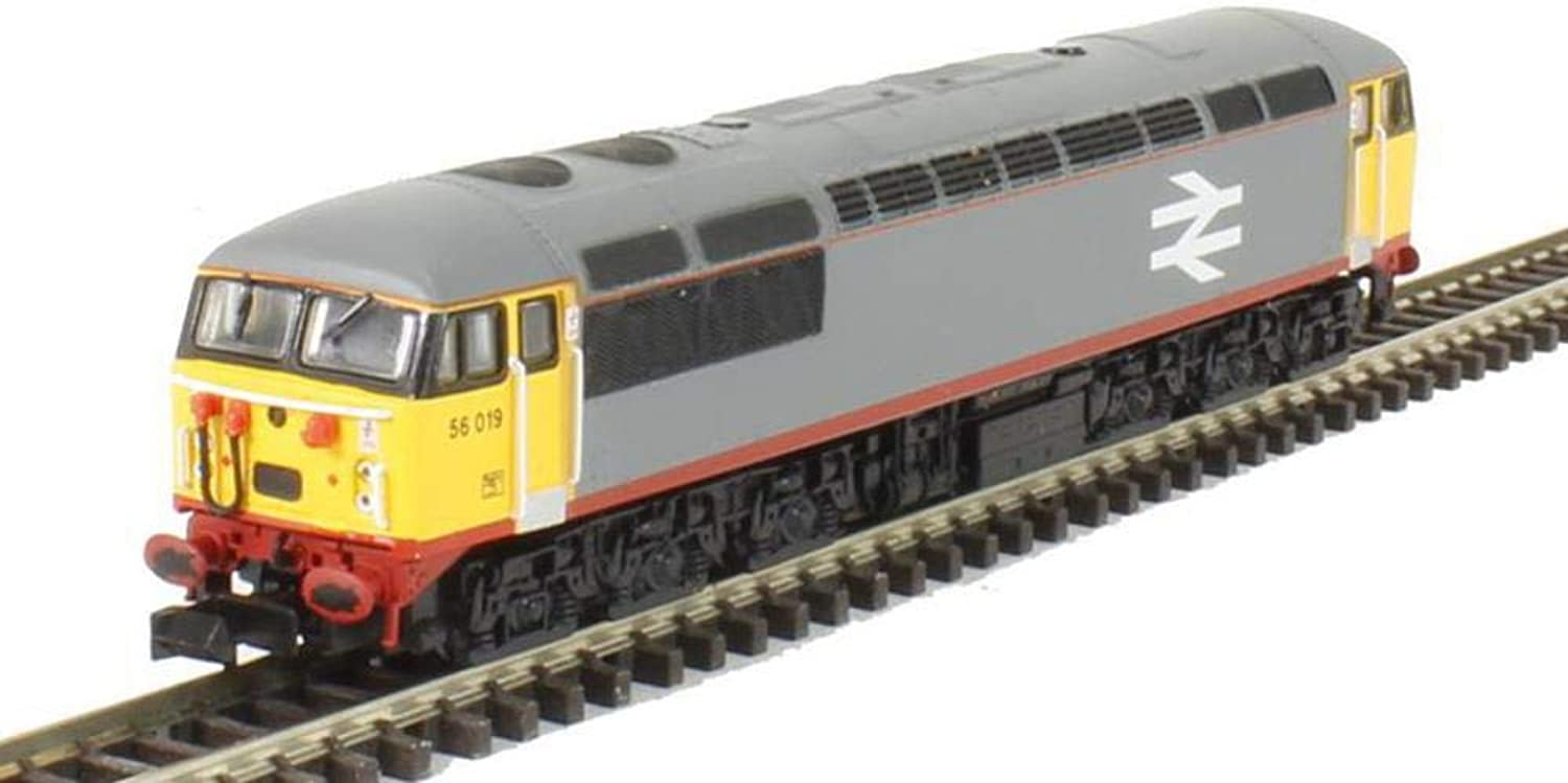 Dapol 2D-004-001D Class 56 019 Railfreight Red Stripe (DCC-Fitted)