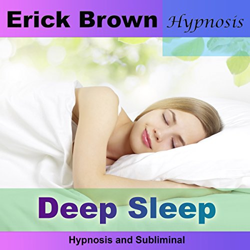 Deep Sleep audiobook cover art