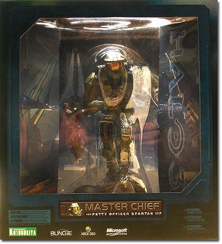 Halo 3 statuette PVC 1 6 ARTFX rouge Spartan 30 cm