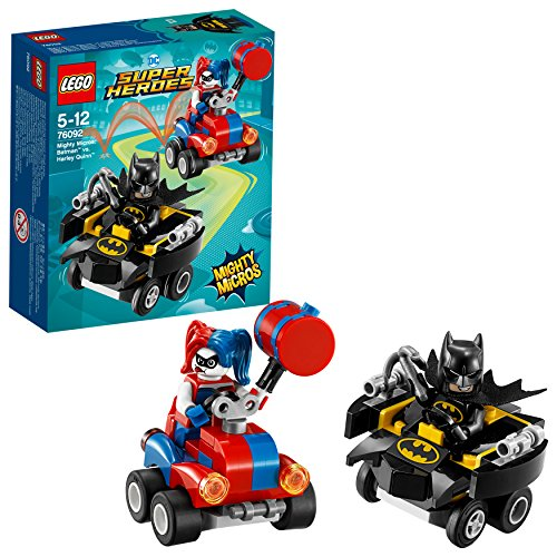LEGO Super Heroes - Mighty Micros: Batman vs. Harley Quinn (76092)
