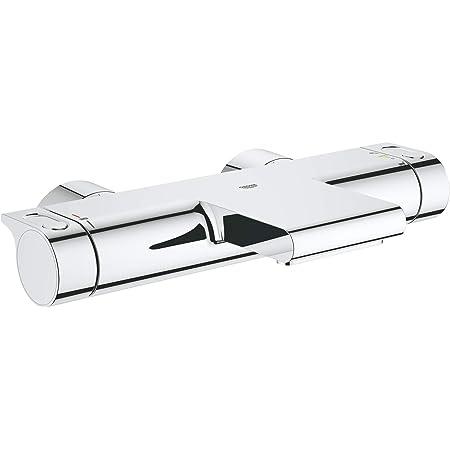 Grohe Miscelatore Termostatico Per Vasca Doccia Precision Joy Cromo 34337000 N Amazon It Fai Da Te