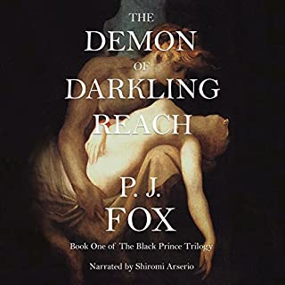 The Demon of Darkling Reach audiobook cover art