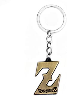 Anime Dragon Ball Keychain Z Figure Key Chain