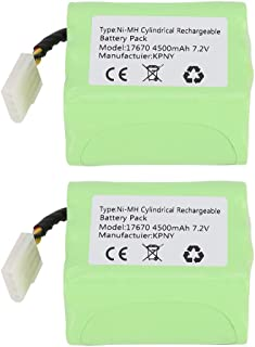 CS 3500 mAh Ni-MH batteria adatto per Neato XV-12 XV-15 XV-11 XV-14 XV-21 All Floor signature 25 Vorwerk VX100 robot aspirapolvere