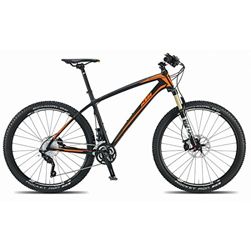 KTM Myroon Master 27 - Mountainbike carbon matt orange 2015 RH 48 cm 9,90 kg