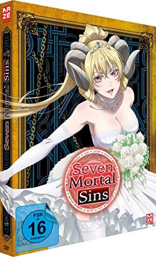 Seven Mortal Sins - Vol. 1 - [DVD]