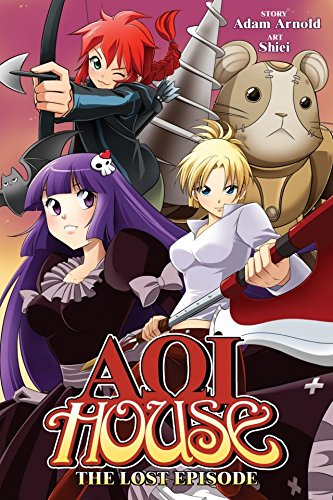 AOI House: The Lost Episode (English Edition)
