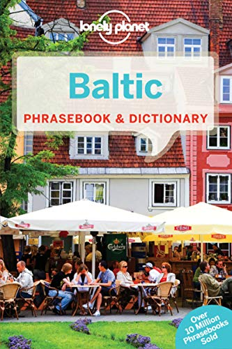 Compare Textbook Prices for Lonely Planet Baltic Phrasebook & Dictionary 3 Edition ISBN 9781741040142 by Lonely Planet,Trei, Alan,Aras, Eva,Feldbach, Inna,Teteris, Jana,Trei, Lisa