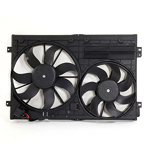 Radiator Condenser Cooling Fan - 5