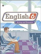 English 6: Writing and Grammar (Worktext)
