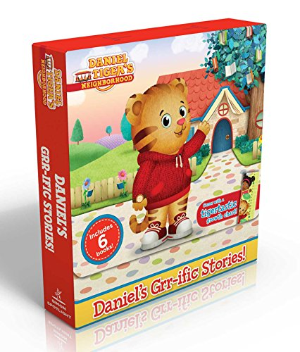 Daniel's Grr-ific Stories!: Welcome to the Neighborhood! / Daniel Goes to School / Daniel Visits the Doctor / Daniel's First Sleepover / Goodnight, Daniel Tiger / the Baby Is Here!