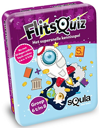 Identity Games 06171 Squla Flash quiz-Group 6/7/8