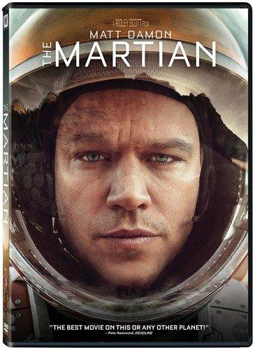 Martian [Edizione: Stati Uniti] [Italia] [DVD]