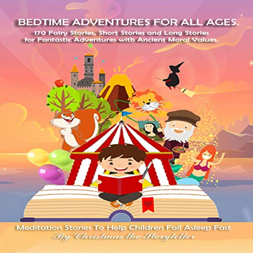 Bedtime Adventures for All Ages cover art