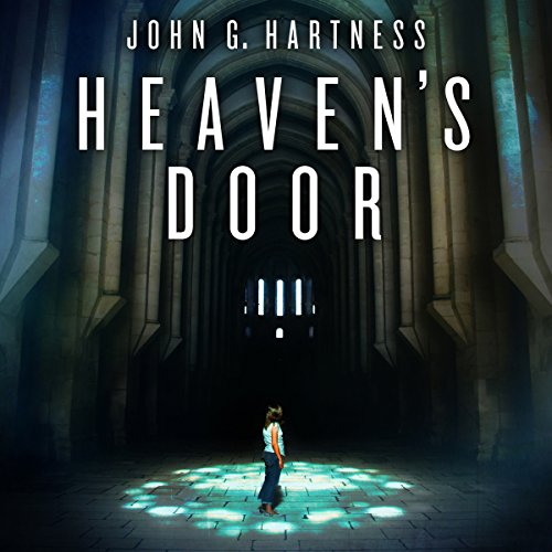 Heaven's Door audiobook cover art