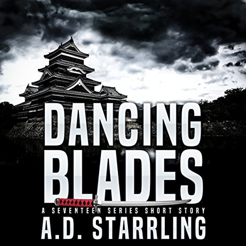 Dancing Blades audiobook cover art