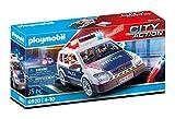 Playmobil - Voiture de Policiers avec Gyrophare et Sirène - 6920