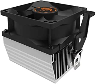 MAFAGE - Ventilador de CPU para AMD AM4 12VDC (80 x 25 mm)