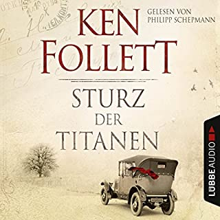 Sturz der Titanen audiobook cover art