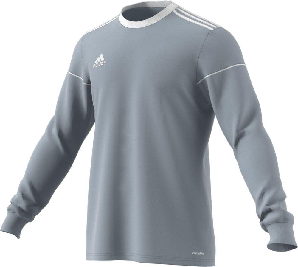 Amazon.com: Adidas Squadra 17 - Camiseta para hombre, Gris: Clothing