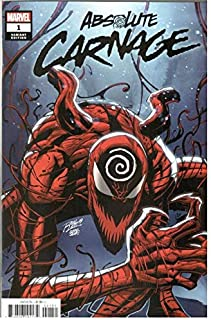 ABSOLUTE CARNAGE COMIC 1 VARIANT