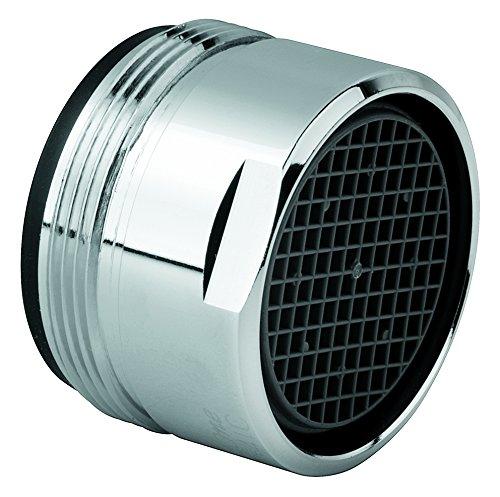 2 Aeratore 28 x 1 maschio X miscelatore rubinetto gruppo vasca filtro ottone abs aereatore