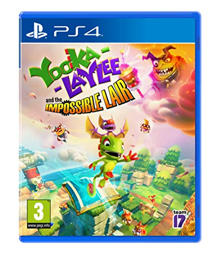 Yooka-Laylee and The Impossible Lair - PlayStation 4 [Importación inglesa]